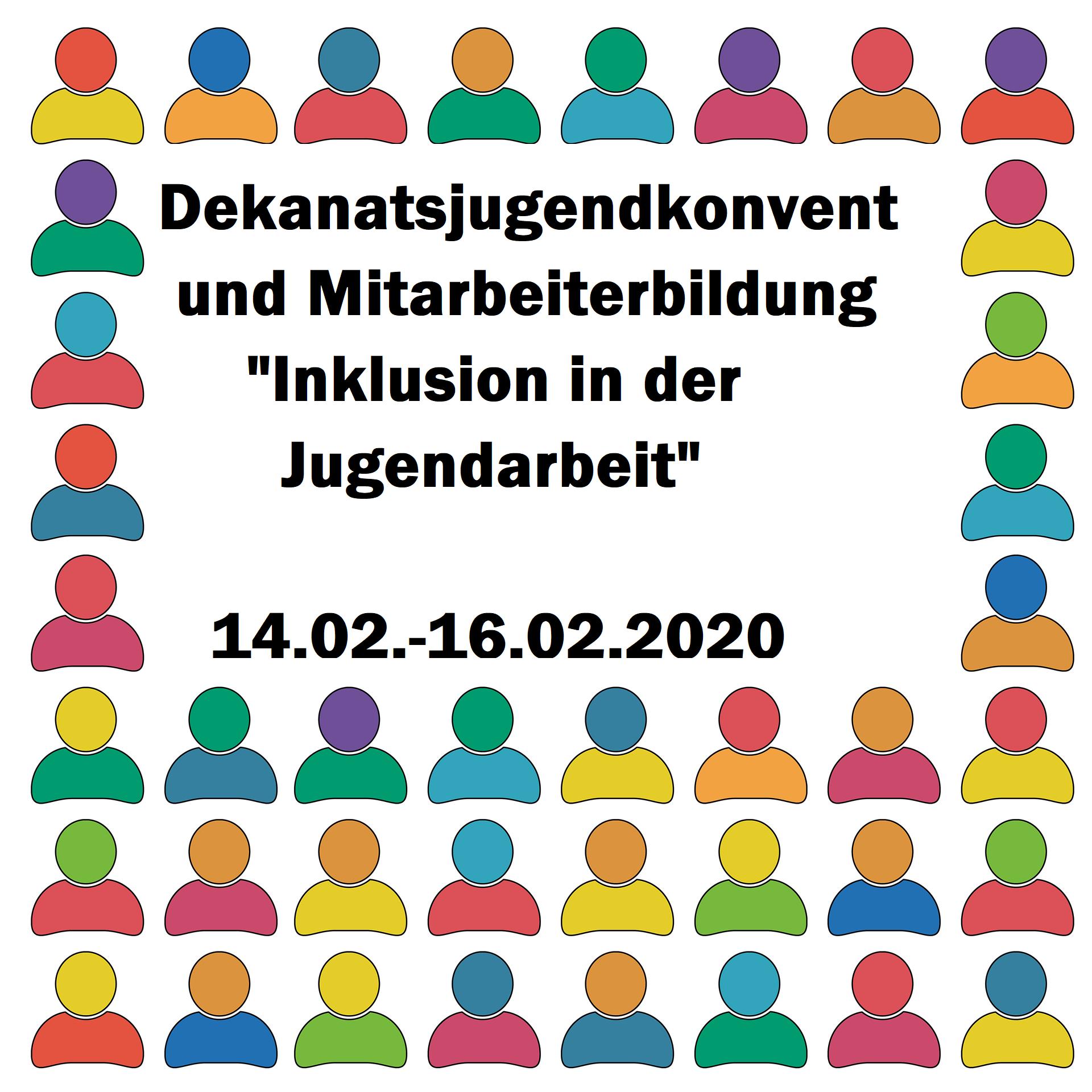 Konvent 14.-16.02.2020