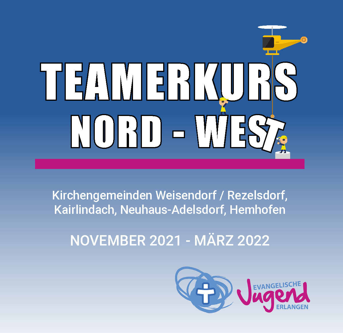 You are currently viewing Nord-West Teamerkurs